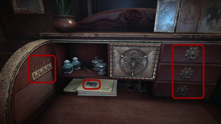 Now Look At The Left Side Of Desk