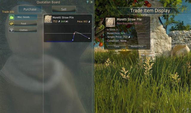Trading | Activities - Black Desert Online Game Guide | gamepressure com