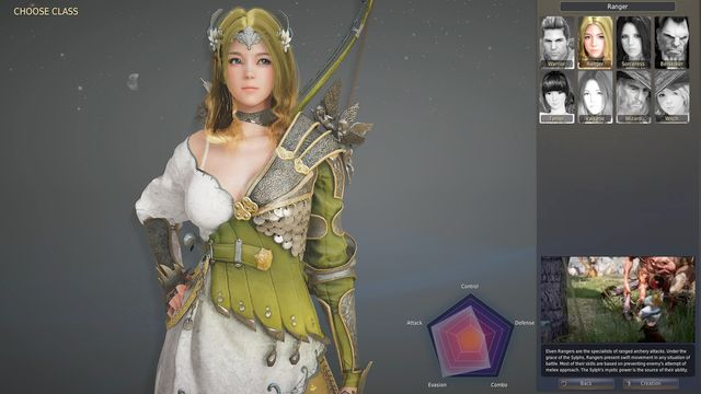 Ranger | Character classes - Black Desert Online Game Guide