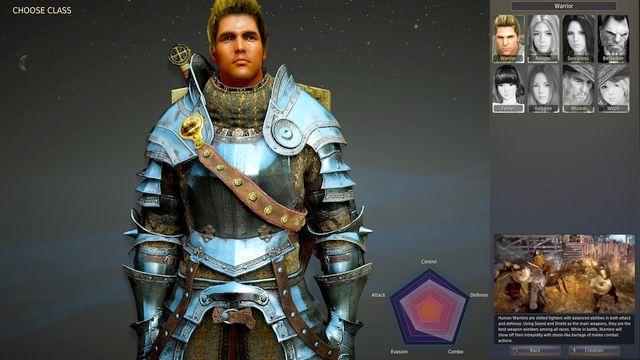 Warrior | Character classes - Black Desert Online Game Guide