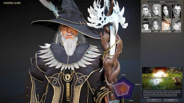 Wizard / Witch | Character classes - Black Desert Online