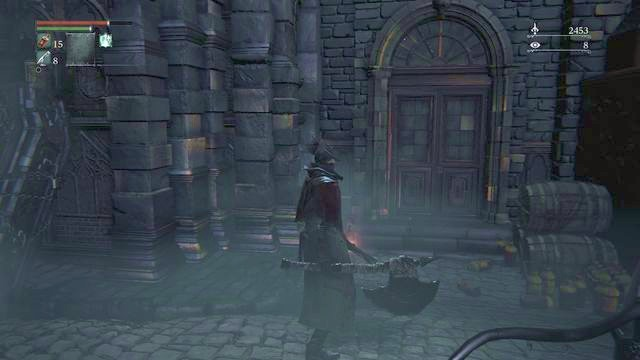 Cathedral Ward After The Fight With Vicar Amelia Walkthrough