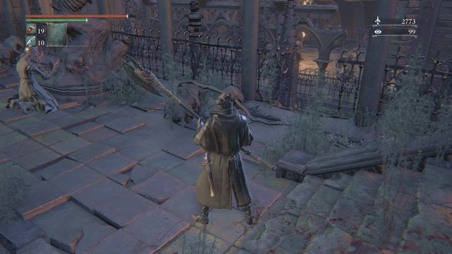 Upper Cathedral Ward Walkthrough Bloodborne Game Guide