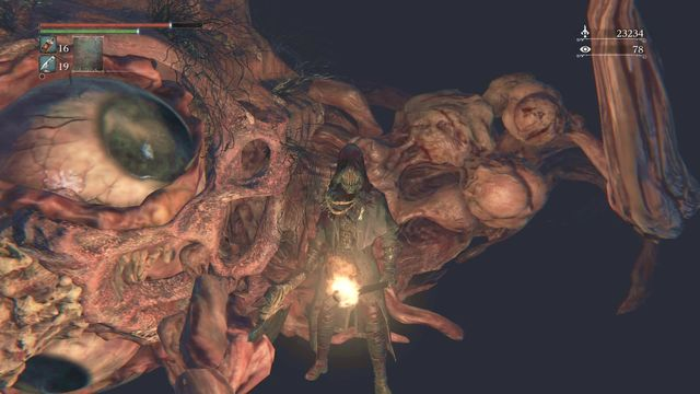 bloodborne nightmare of mensis walkthrough