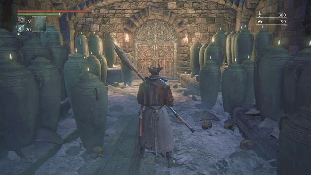 How To Unlock The Door To Upper Cathedral Ward In