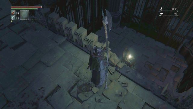 How To Unlock The Door To Upper Cathedral Ward In Bloodborne Faq