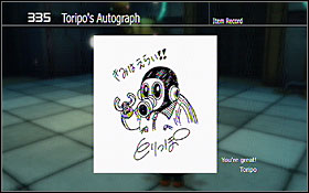 HINT: Visit Toripo in Aurora Ruins when possessing the Autograph Paper and he will give you his autograph - Rare monsters - Disc 3 - Side-quests - Blue Dragon - Game Guide and Walkthrough