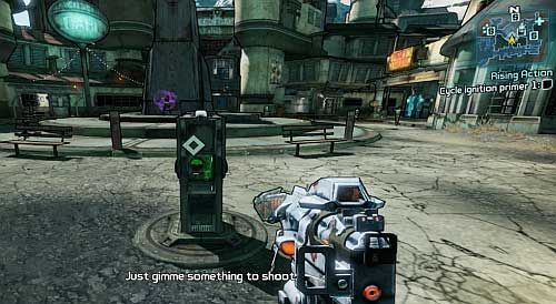 Rising Action | Main missions walkthrough for Borderlands 2