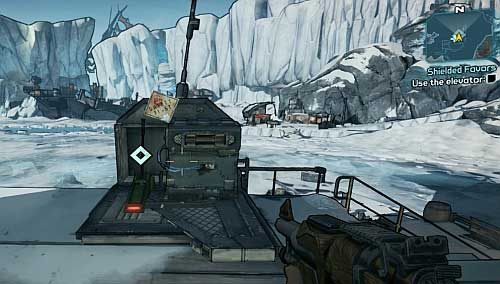 Shielded Favors | Southern Shelf side missions in Borderlands 2
