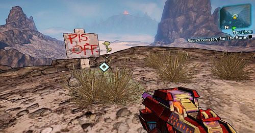 how to get to roads end in borderlands
