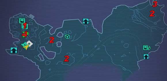 Stalker of Stalkers   The Highlands side missions in