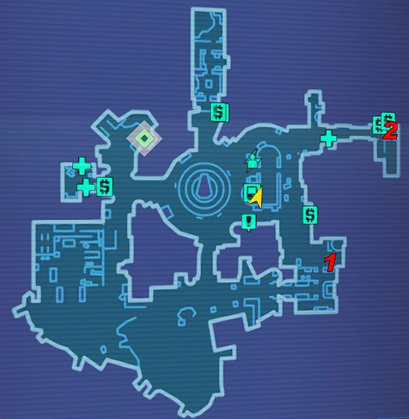 Cool The Bane Sanctuary Part 3 Side Missions In Borderlands 2 Wiring 101 Capemaxxcnl