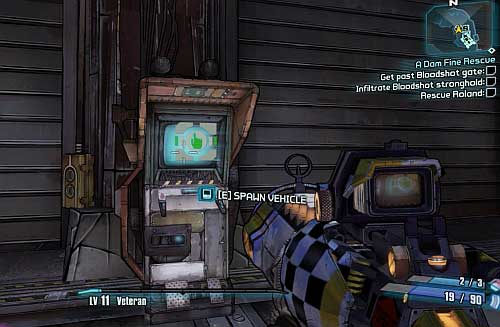 How To Boost In A Car In Borderlands