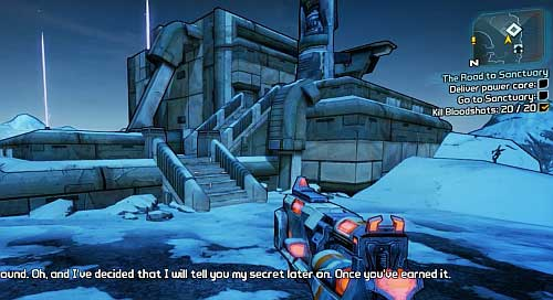 The Road to the Sanctuary - p  2 - Borderlands 2 Game Guide