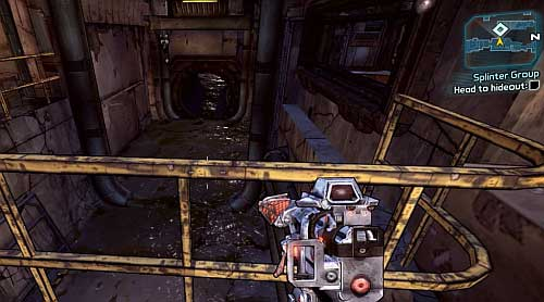 Now go to Bloodshot Stronghold by using Fast Travel - Splinter Group - Sanctuary - Borderlands 2 - Game Guide and Walkthrough