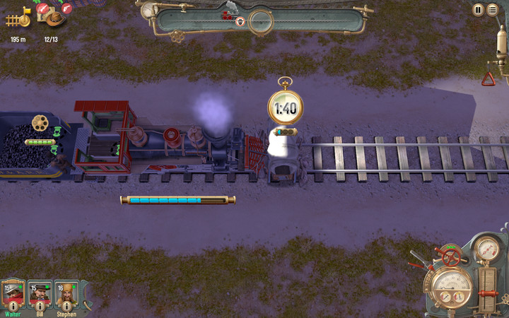 A barricade - Vehicles, upgrades, damages | Transportation - Transportation - Bounty Train Game Guide