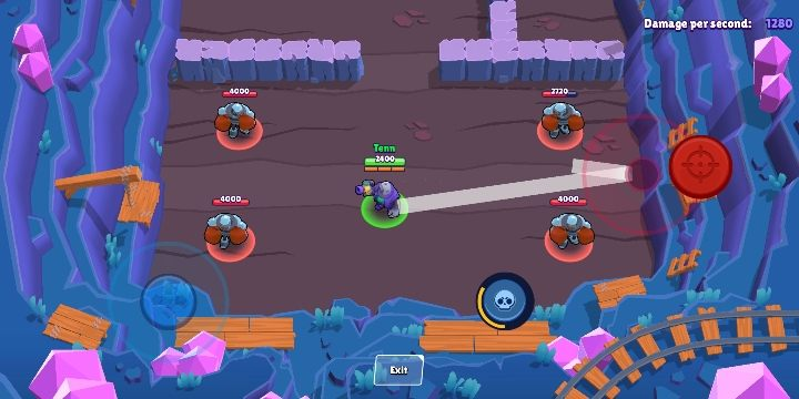 Ricos main attack is a series of low-spread bullets that can bounce off walls - Rico | Characters in Brawl Stars - Character list - Brawl Stars Guide