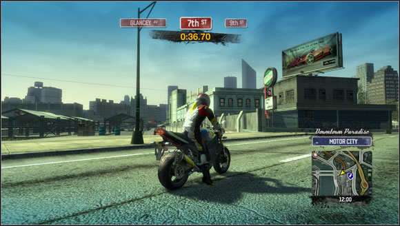 Bikes | Events - Burnout Paradise: The Ultimate Box Game