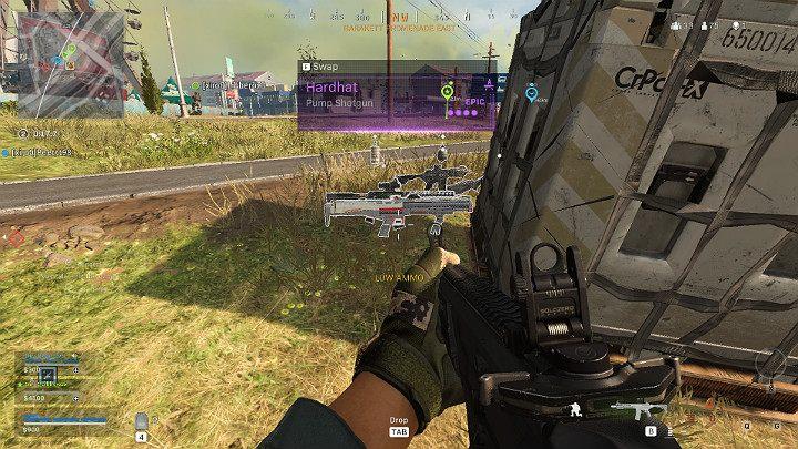 R9-0 - полностью автоматизированный дробовик, поэтому вам не нужно перезаряжать оружие после каждого выстрела - Warzone: список уровней оружия - Основы - Руководство по Warzone