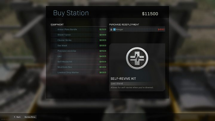 Interestingly, Call of Duty Warzone allows players to purchase items in specially designated places (buy stations) - Warzone Guide