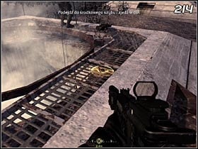 When you get rid of the vehicles, kill ale the soldiers that are still alive and wait for the silo to open - All In - Walkthrough - Call of Duty 4: Modern Warfare - Game Guide and Walkthrough