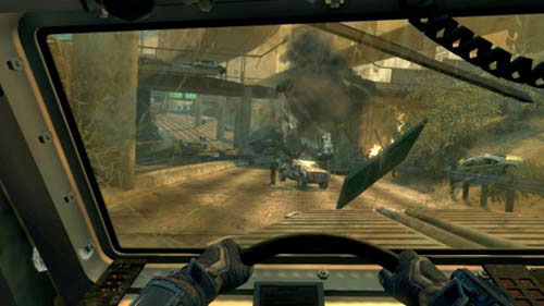 Black Ops  Where Does The Car Door Go