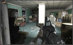 Intel Location - Act I - Call of Duty: Modern Warfare 2 Game