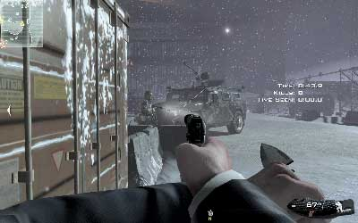 Hostage Taker - Call of Duty: Modern Warfare 3 Game Guide