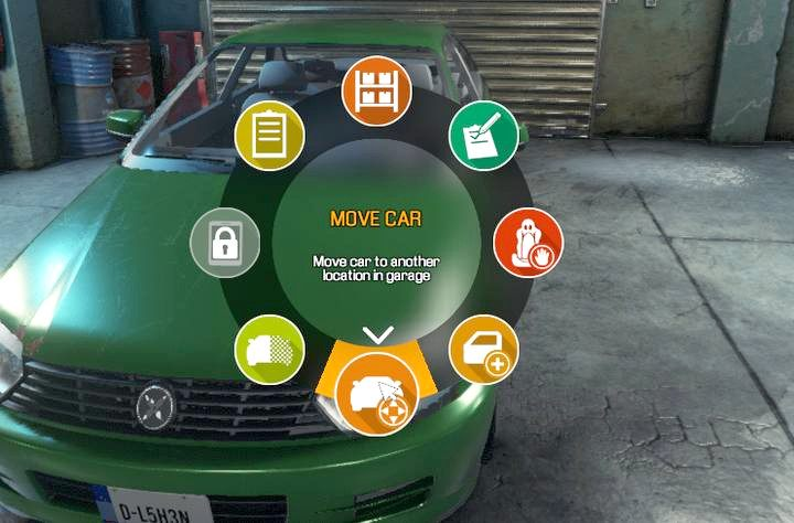 Interface and first steps   Car Mechanic Simulator 2018 Guide - Car