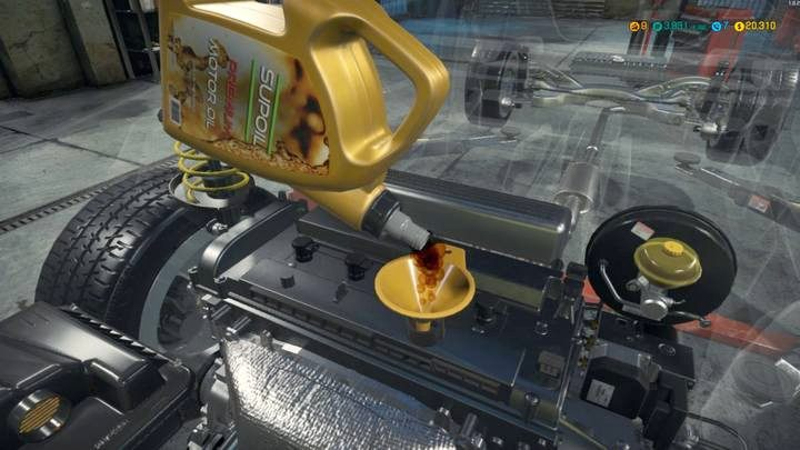 How to change oil? | Car Mechanic Simulator 2018 FAQ - Car Mechanic