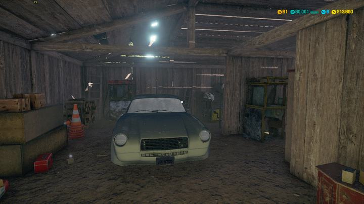 Barns | Car Mechanic Simulator 2018 Locations - Car Mechanic