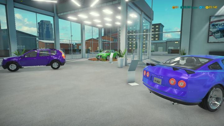 Showroom and Auction House | Car Mechanic Simulator 2018
