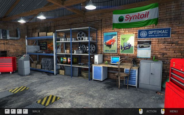 Car mechanic simulator 2014 for free