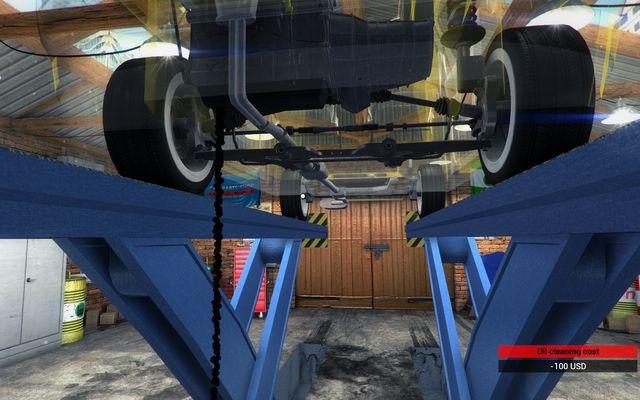 How To Get Oil Dipstick In Car Mechanic Simulator