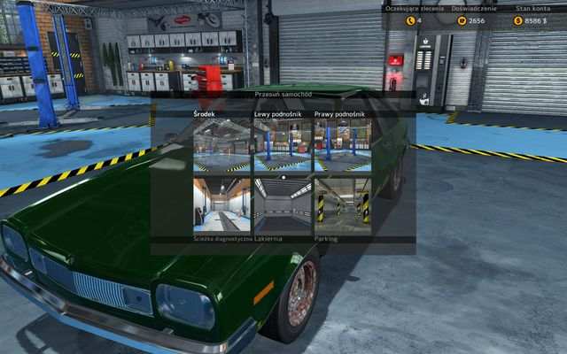 Using jack | Basics of gameplay - Car Mechanic Simulator 2015 Game