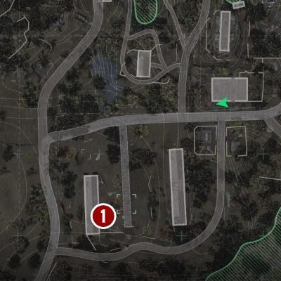 The safest way is to use the road made of concrete slabs, the one located right next to the exit of the building where the radio station is - Hack NAR servers | Chernobylite walkthrough - Walkthrough - Chernobylite Guide