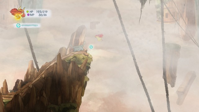 Contains a Defense Elixir - Chapter 7 | Collectibles - Collectibles - Child of Light Game Guide
