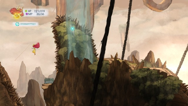 Contains a Damage Elixir - Chapter 7 | Collectibles - Collectibles - Child of Light Game Guide
