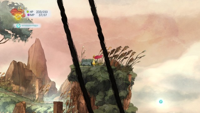 Rough Sapphire - Chapter 7 | Collectibles - Collectibles - Child of Light Game Guide