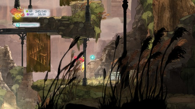 Youll find Potent Magic Potion - Chapter 7 | Collectibles - Collectibles - Child of Light Game Guide