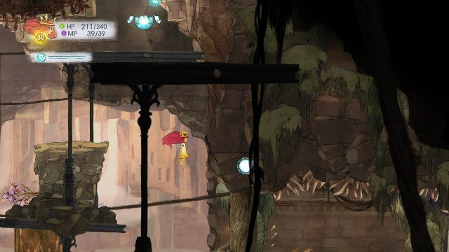 Potent Faery Nectar will drop - Chapter 7 | Collectibles - Collectibles - Child of Light Game Guide