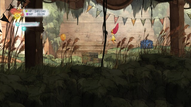 Tumbled Ruby inside - Chapter 7 | Collectibles - Collectibles - Child of Light Game Guide