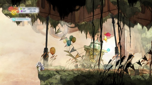 Rough Ruby - Chapter 7 | Collectibles - Collectibles - Child of Light Game Guide