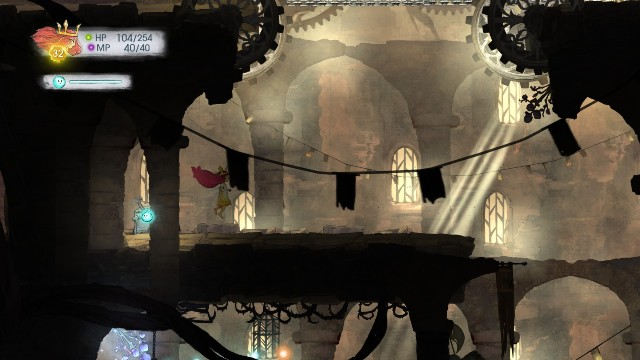 Rough Tourmaline inside - Chapter 8 | Collectibles - Collectibles - Child of Light Game Guide