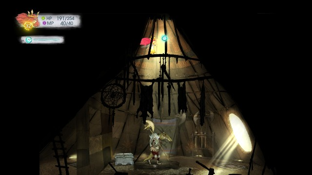 Potent Magic Potion inside - Chapter 8 | Collectibles - Collectibles - Child of Light Game Guide