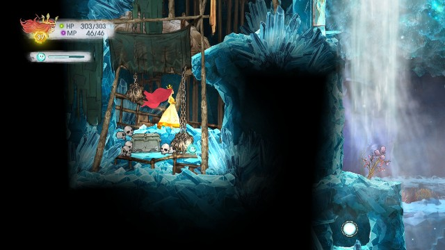 Potent Faery Nectar inside - Chapter 10 | Collectibles - Collectibles - Child of Light Game Guide
