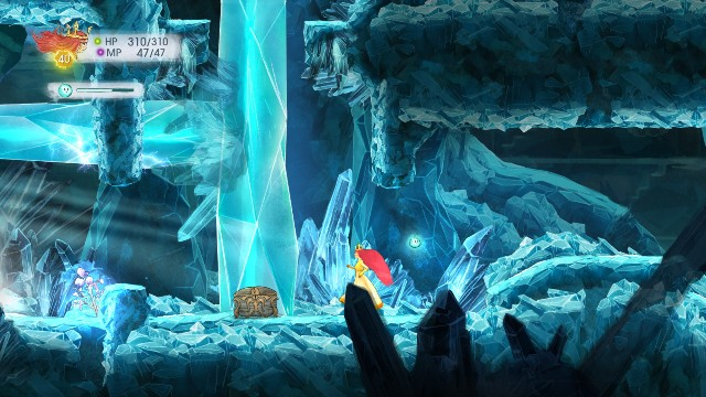 Rough Tourmaline is located inside - Chapter 10 | Collectibles - Collectibles - Child of Light Game Guide