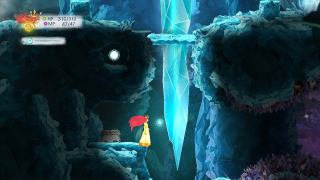 You will receive an Antidote potion - Chapter 10 | Collectibles - Collectibles - Child of Light Game Guide