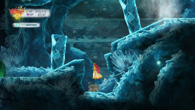 Potent Healing Tonic - Chapter 10 | Collectibles - Collectibles - Child of Light Game Guide
