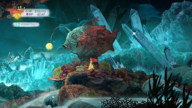 Defense Elixir - Chapter 10 | Collectibles - Collectibles - Child of Light Game Guide